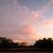 Matrimandir at Sunset