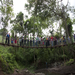 Similar bridge completed during the summer of 2010 in a different community in Nicaragua..