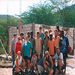 Haiti 1997: building a small church in Bassin Caiman