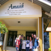 The team in front of Amani children's home.