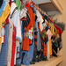Our fully stocked clothes closet is a place for our families to shop for any children living in their home for free!