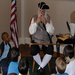 Schoolchildren learn first-hand from Ben Franklin