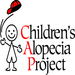 We happily run for Children's Alopecia Project