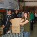 Volunteers are always need at the food bank.  If you can't donate funds consider donating your time!