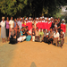 Some of the women we'll be working with in Zimbabwe. This photo was taken at a Women's Day event with them in 2011.