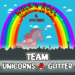 Team Unicorns & Glitter for Walk 'n' Roll