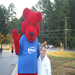 Ryder and Rally Bear at the 2011 Ryder 5K