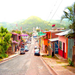 Colorful street in Matagalpa :)