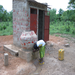 Future for Faso Children engaged the village community in building this vital latrine and hand-washing station