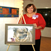 Lezlie Petronello, ETS graduate and owner of Paws in Portraits