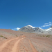 On the approach to Aconcagua