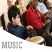 Macy's Arts Sampler - Baba Charles drumming at Kennedy Heights Arts Center
