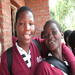 Grace and Yamikani at Nsala CDSS