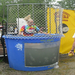 Craft's Carnival dunk tank