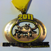 Bolt 2011: Half Marathon Finisher's Medal