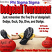 Phi Sigma Sigma Dodgeball Tournament