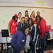 Where it all began for She's the First & Azure Antoinette with the Young Women's Leadership School students in NYC