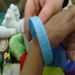 Awareness bracelets for even our smallest supporters