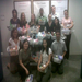 The awesome team at Johnson & Johnson makes care kits for kids!