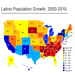 Latino Population Growth