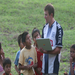 Eric Frost connects children in a small Peruvian village with students in the US during the Trans-Amazon Expedition