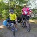 "In 2008 I took Will (my ""biking god-son"") on his first bike tour, camping and riding in Downeast Maine - It was a blast!"