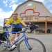 Last year I rode Adventure Cycling routes much of the way from Denver to Dubois, WY 4 the Allliance's Executive Retreata