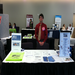 Information booth at State Social Worker Conference