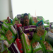 Ravi Gada, JFCAC Chair up to his ears in diapers collected!