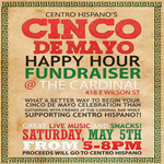 Cinco de Mayo Happy Hour at the Cardinal Bar