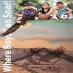 Attalla, AL - Alabama Helps Eagle Rock Boys Soar in School!