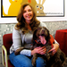 "Alumni at work:  April helps animals find ""forever homes' through her leadership roles at the Capital Humane Society"