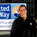 Alumni at work:  Charlie recently chaired the annual United Way campaign and serves on the Board of Directors