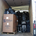 182 carseats collected for recycling at our first REseat event!