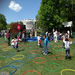 Hula Hoop activity at the White House