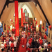 The celebration of Pentecost at our spiritual home