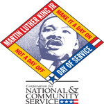 2013 MLK Day of Service - 40 Days of Peace - Fairfield County, CT