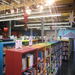 The Open Books store, which contains more than 50,000 books and hosts storytimes, book clubs, and program launches.
