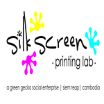 Silk Screen Printing Lab | A Green Gecko social enterprise
