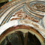 Facade Restoration - Side Window Scrollwork