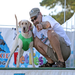 Michael Eye and Sunshine doing Speed Retrieve at Pet Fest, 2011