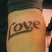 In honor of my daughter's favorite charity, To Write Love On Her Arm