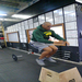 Frank Burning through those Box Jumps! CF HOPE