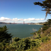 A beautiful view of GGB on one of my runs!