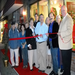Ribbon Cutting at  L & M Flower Shop; offered to all new businesses in Canonsburg