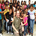 Pastor Al with Orphans in Medellin, Colombia