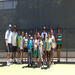 DhhEAF Tennis Program (Deaf & hard of hearing Educational Athletic Foundation) is an innovative non-profit program which teaches life's lessons to hearing impaired youth through tennis.