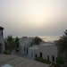The sun sets in Ras al Khaimah over the Arabian Gulf