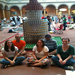 The 2011 CANstruction build-out team at the National Building Museum