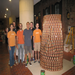 2010 CANstruction Entry - Staying aHEAD of Hunger